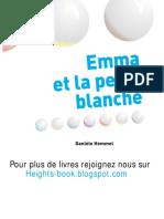 Emma Et La Perle Blanche.