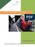 DIESEL LOCOMOTIVE WORKS (Varansi Division)