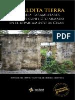 La Maldita Tierra, Guerrilla Paramilitares y Mineras en El Conflicto Armado Del Cesar