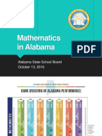 ALSDE Worksession Presentation 10-13-16 Math Strategy