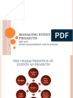 Chapter 3 Event Management