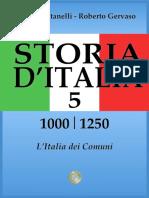 Storia d'Italia, Vol 05. L'Ital - Indro Montanelli, Roberto Gerva.epub
