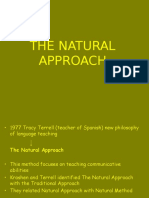 The Natural Approach.ppt