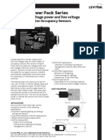 Data Sheet - OSP OSA Power Pack Series