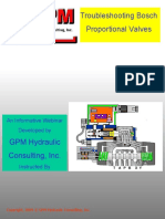 proportional valve troubleshooting