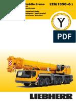 Liebherr Technical Data Sheet Mobile Crane 180 Ltm 1350-6-1 Td 180 04 Defisr