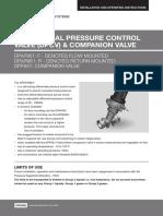 ITEM AC - DPCV Differential Pressure Control Valve (1-2) Rev 00