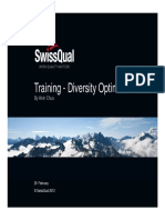 Diversity Optimizer - Swissqual