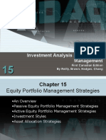 C16Equity Portfolio Management Strategies