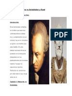 Ensayo Nietzsche vs Aristóteles y Kant