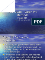 Lecture 12alt  The Quasi Open Pit Methods.ppt