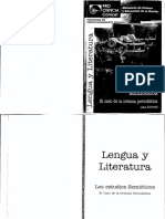 'Myslide.es Atorresi Ana Los Estudios Semioticos El Caso de La Cronica Periodistica PDF