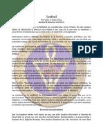 Lealtad - SEP62 - Cecil. a. Poole, F.R.C.