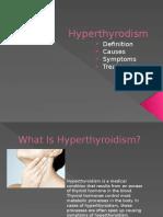 Hypothyrodism