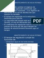 Presentación Curso Agua Potable II