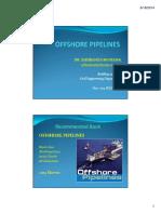Offhsore Pipelines_dr Zahiraniza