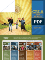CRLA-2015 Annual Report