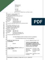 Demurrer Filed 10.19.16