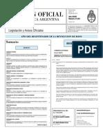 Boletin Oficial 10-06-10 - Primera Seccion