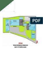 Site-plan Rencana Pengembangan