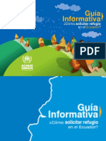 Guia Informativa Sobre Refugio en Ecuador