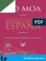 Nueva Historia de Espana - Pio Moa