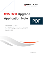 Quectel M95 R2.0 Upgrade Application Note V1.0