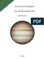 Trabajo de Juan Pablo Planeta Jupiter