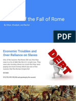 causes of the fall of rome  1