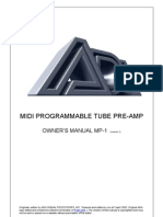 ADA MP1 Manual Version 1