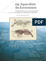 Shrimp Aquaculture and the Environment (Claude E. Boyd and Jason W. Clay)