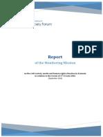 Report AM Mission Final