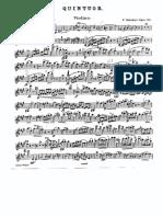 IMSLP22322-PMLP10129-Schubert 114 Trout Quintet Violin-1