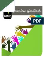 GRACE Volunteer Handbook