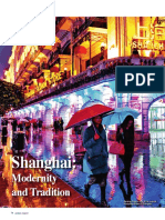 Shanghai, Modernity and Tradition.