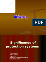 Significance of Protection System