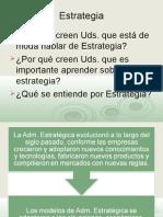 Planificacion Estrategica 2011 2