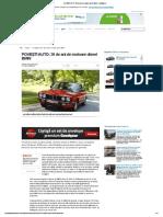 POVEŞTI AUTO_ 30 de Ani de Motoare Diesel BMW - AutoMarket