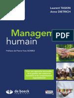 Le Management Humain