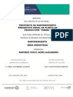 Proyecto Estadias 2016