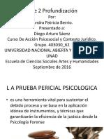 Accion Psicosocial y Contexto Juridico Diapositivas
