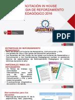 PPT 2 Reforzamiento Pedagógico