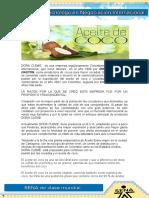 PIFII Evidencia 1 Taller, Lienzo, Modelo de Negocio de Las Nueve Piezas