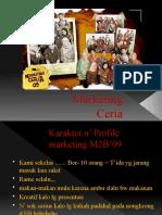Marketing Ceria