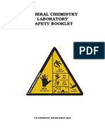 Lab Safety Booklet