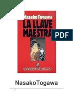 Togawa Masako - La Llave Maestra