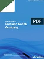 Kodak Co. Financial Report 2016