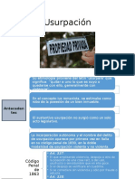 Usurpación (1) expo.pptx