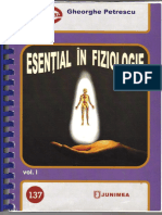 90883978 Gheorghe Petrescu Esential in Fiziologie Vol I