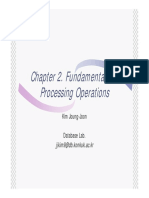 Lesson 2-4 File Processing2 Fundamental File Processing Operations.